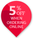 10-percent-off-online-ordering-percent-teardrop