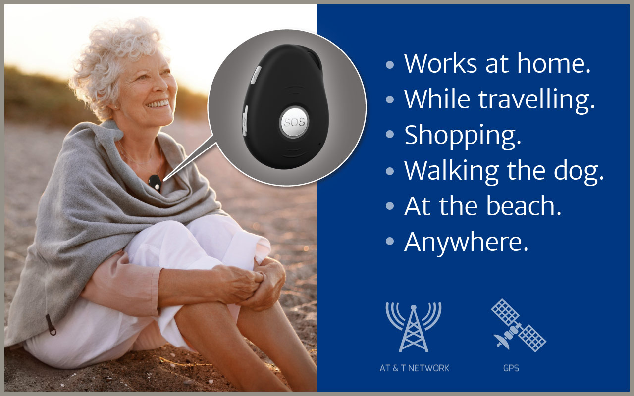 02 personal medical alarm system seniors