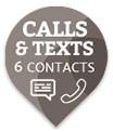 calls 6 live life alarms usa teardrop
