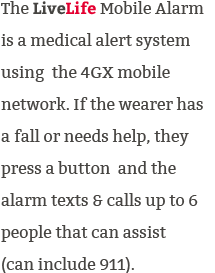 how mobile medical alert system fall alarm works 2 usa
